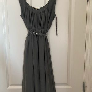 RW & Co Grey Thule Dress- Medium